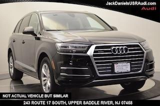 2019 Audi Q7 Premium SUV for sale at Jack Daniels Audi of Upper Saddle River, NJ