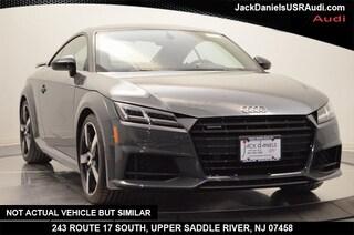 2019 Audi TTS 2.0T Coupe for sale at Jack Daniels Audi of Upper Saddle River, NJ