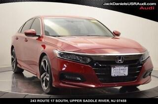 2018 Honda Accord Sport Sedan for sale at Jack Daniels Audi of Upper Saddle River, NJ