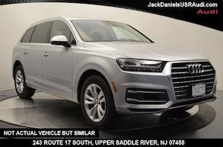 2019 Audi Q7 Premium Plus SUV for sale at Jack Daniels Audi of Upper Saddle River, NJ