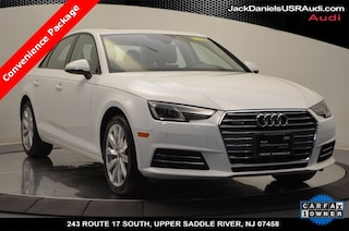 2017 Audi A4 2.0T Premium Sedan for sale at Jack Daniels Audi of Upper Saddle River, NJ
