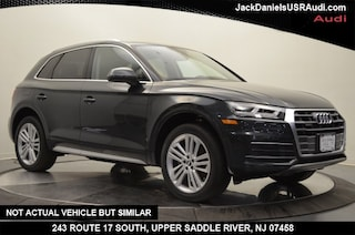 2018 Audi A4 2.0T Sedan for sale at Jack Daniels Audi of Upper Saddle River, NJ