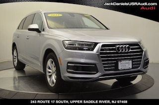 2018 Audi Q7 3.0T Premium Plus SUV for sale at Jack Daniels Audi of Upper Saddle River, NJ