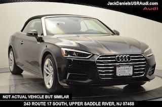 2019 Audi A5 2.0T Premium Plus Cabriolet for sale at Jack Daniels Audi of Upper Saddle River, NJ
