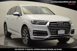 2018 Audi Q7 2.0T Premium Plus SUV for sale at Jack Daniels Audi of Upper Saddle River, NJ