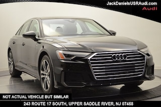 2019 Audi A6 3.0 Sedan for sale at Jack Daniels Audi of Upper Saddle River, NJ