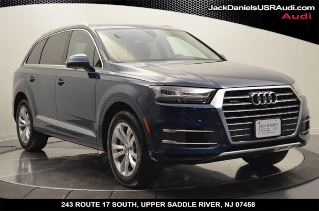 2019 Audi Q7 For Sale Upper Saddle River Nj Poughkeepsie 404919