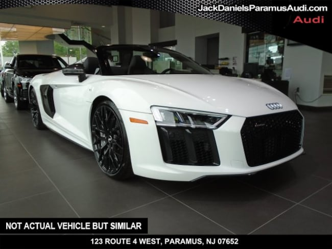 New 2018 Audi R8 5.2 V10 plus Spyder for sale in Paramus, NJ at Jack Daniels Audi of Paramus
