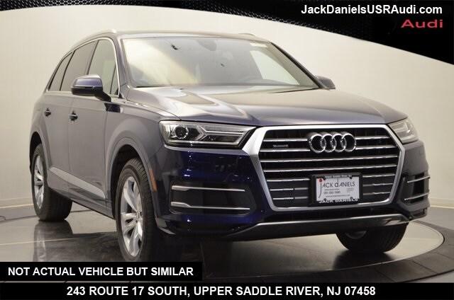 New 2019 Audi Q7 2.0T Premium SUV for sale in Paramus, NJ at Jack Daniels Audi of Paramus