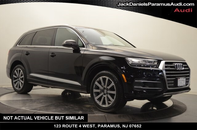 New 2018 Audi Q7 3.0T Premium SUV for sale in Paramus, NJ at Jack Daniels Audi of Paramus