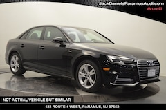 New 2018 Audi A4 2.0T Premium Sedan for sale in Paramus, NJ at Jack Daniels Audi of Paramus