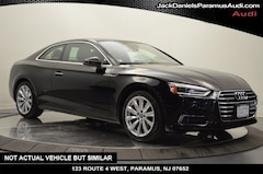 New 2018 Audi A5 2.0T Premium Coupe for sale in Paramus, NJ at Jack Daniels Audi of Paramus