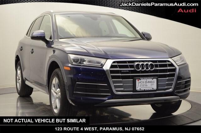 New 2019 Audi Q5 2.0T Premium SUV for sale in Paramus, NJ at Jack Daniels Audi of Paramus