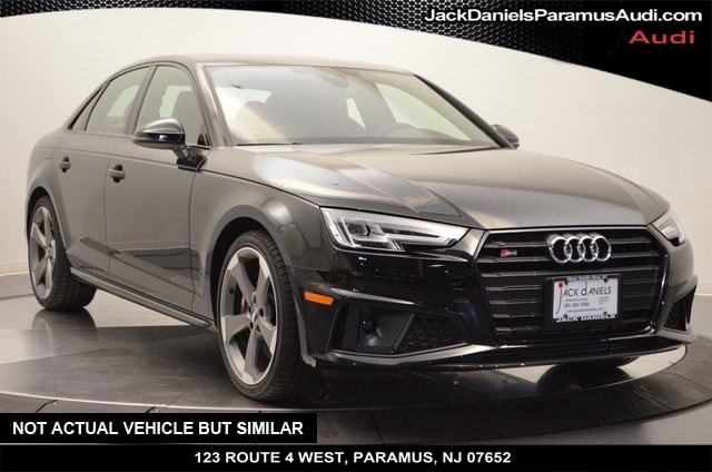 New 2019 Audi S4 3.0T Premium Sedan for sale in Paramus, NJ at Jack Daniels Audi of Paramus