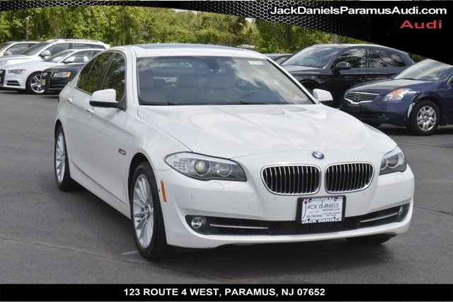 2013 BMW 535i xDrive 535i Xdrive Sedan for sale in Paramus, NJ at Jack Daniels Audi of Paramus