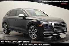 New 2018 Audi SQ5 3.0T Premium Plus SUV for sale in Paramus, NJ at Jack Daniels Audi of Paramus