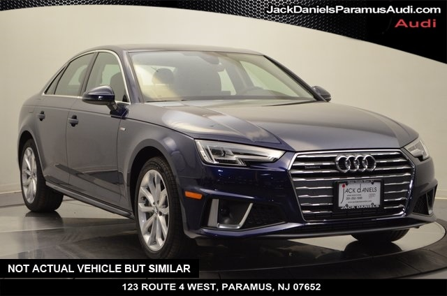 New 2019 Audi A4 2.0T Premium Sedan for sale in Paramus, NJ at Jack Daniels Audi of Paramus