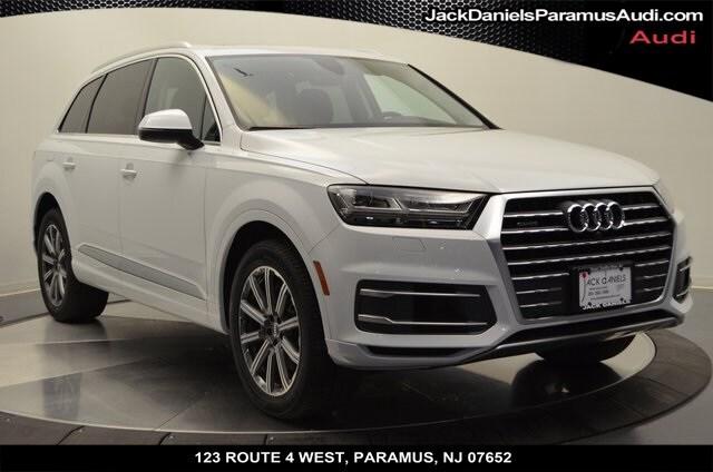 New 2019 Audi Q7 55 SE Premium SUV for sale in Paramus, NJ at Jack Daniels Audi of Paramus