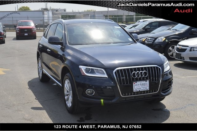 2016 Audi Q5 2.0T Premium SUV for sale in Paramus, NJ at Jack Daniels Audi of Paramus