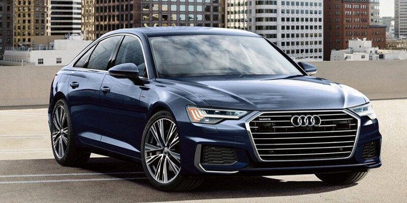 2019 Audi A6 Special