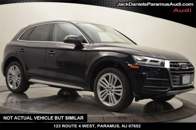 New 2018 Audi Q5 2.0T Premium SUV for sale in Paramus, NJ at Jack Daniels Audi of Paramus