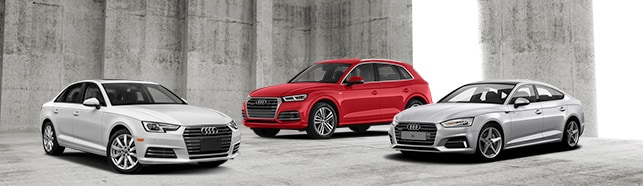 New 2017 & 2018 Audi Cars & SUVs | Reviews | Pricing | Technology