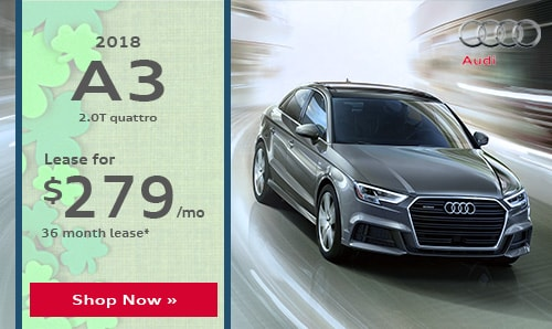 New Audi Lease Offers Discounts Deals In Paramus NJ Near NYC - Audi deals