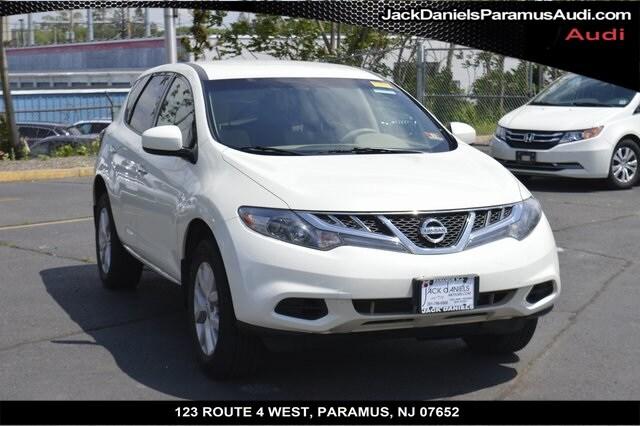 2011 Nissan Murano S SUV for sale in Paramus, NJ at Jack Daniels Audi of Paramus