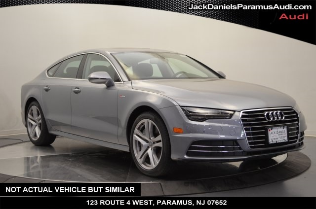 New 2018 Audi A7 3.0T Premium Plus Hatchback for sale in Paramus, NJ at Jack Daniels Audi of Paramus