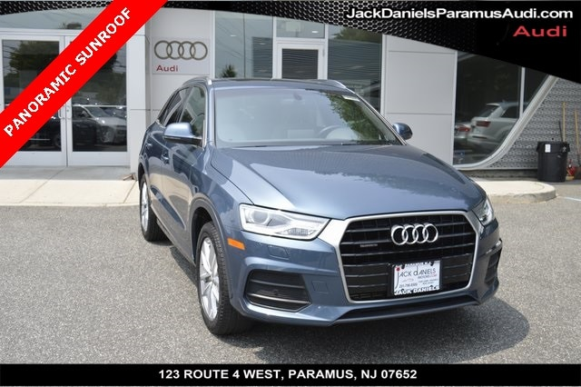 2016 Audi Q3 2.0T Premium Plus SUV for sale in Paramus, NJ at Jack Daniels Audi of Paramus