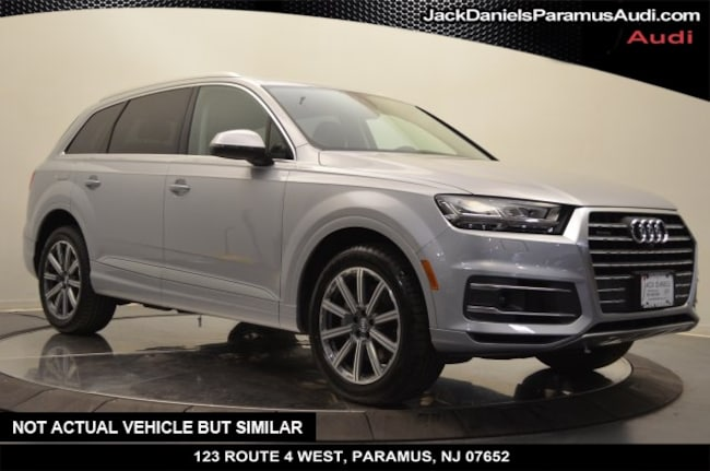 Audi Q For Sale Paramus NJ Near New York City NY - Audi q7 2018 msrp