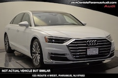 New 2019 Audi A8 L 3.0T Sedan for sale in Paramus, NJ at Jack Daniels Audi of Paramus