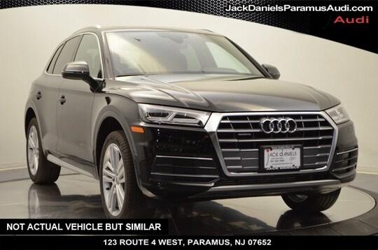 Audi Dealership Paramus NJ | Serving Newark & Englewood