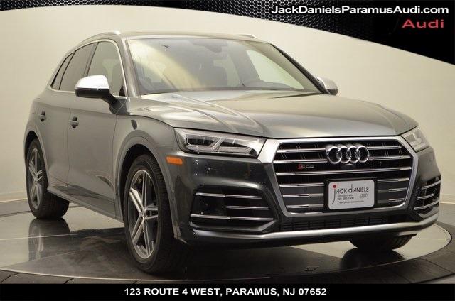 New 2019 Audi SQ5 3.0T Premium SUV for sale in Paramus, NJ at Jack Daniels Audi of Paramus