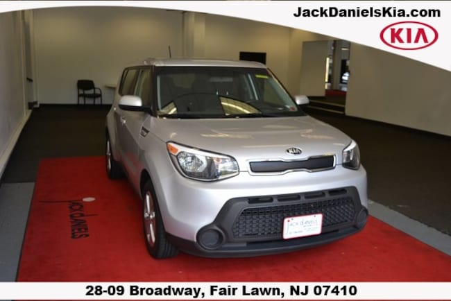 2016 Kia Soul Base Hatchback