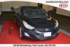 2011 Hyundai Elantra Limited Sedan