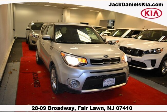 2017 Kia Soul Plus Hatchback