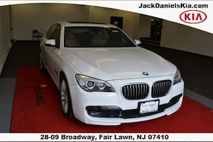 2013 BMW 750i Xdrive Sedan