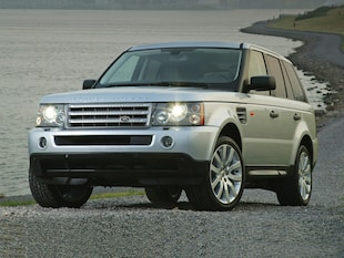 2008 Land Rover Range Rover Sport HSE SUV