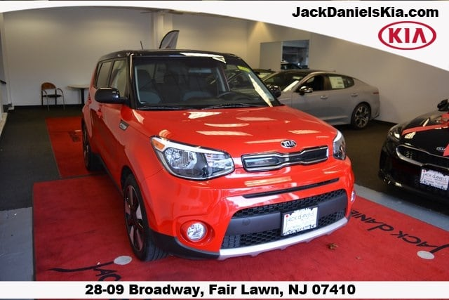 2018 Kia Soul Plus Hatchback