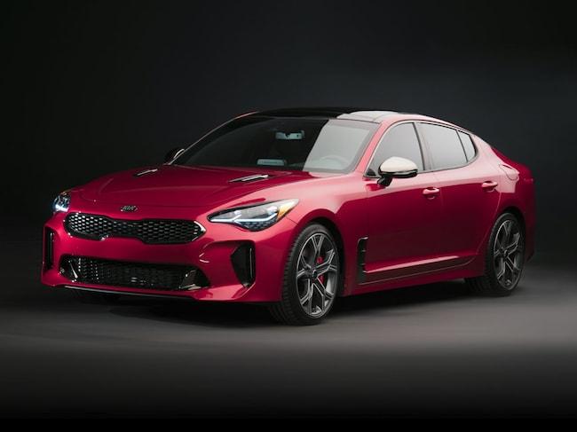 2019 Kia Stinger GT Sedan