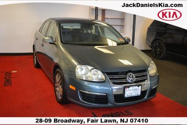 2006 Volkswagen Jetta TDI Sedan
