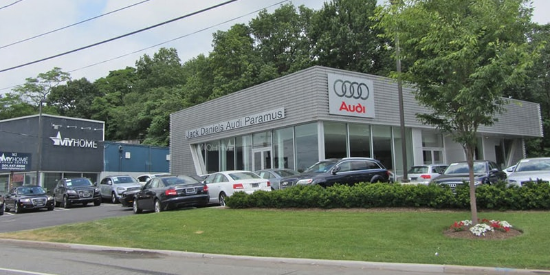 Directions to Jack Daniels Audi of Paramus