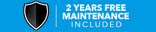 2 Year Free Maintenance