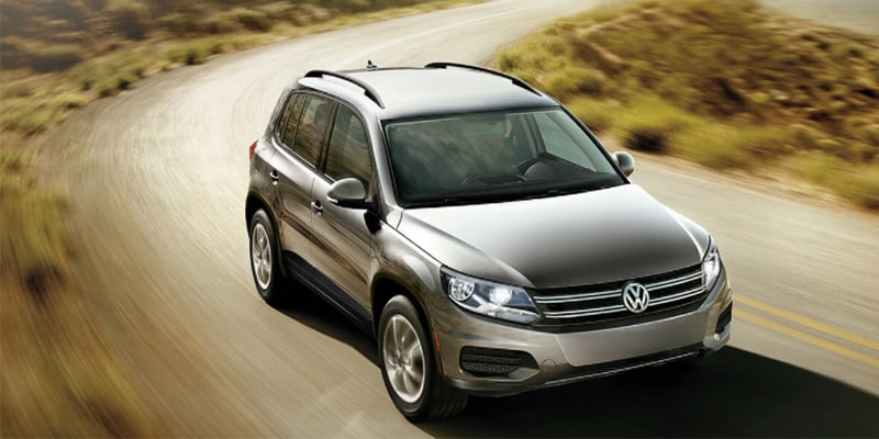 New Volkswagen Tiguan Limited Fair Lawn NJ