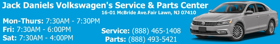 Schedule Volkswagen Service in Fair Lawn NJ