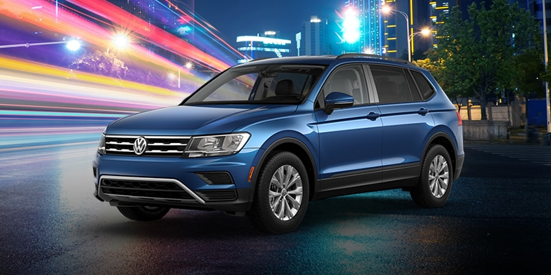 2019 VW Tiguan Special Offer
