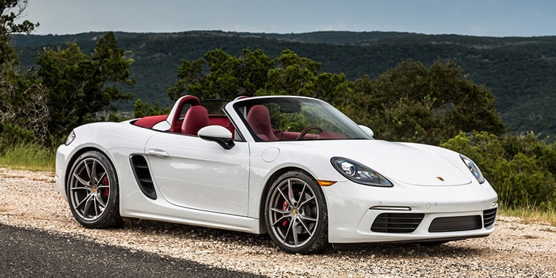 Used Porsche 718 Boxster For Sale in Upper Saddle River, NJ