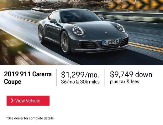 new porsche 911 carrera coupe lease offers upper saddle river nj