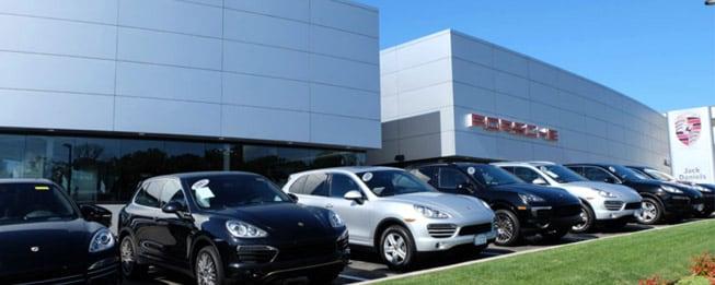 Porsche Auto Loan Leasing Upper Saddle River Nj Ridgewood Ny